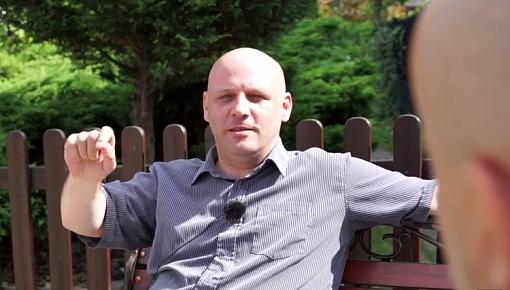 Piotr Waglowski w rozmowie z Grzegorzem Marczakiem z AntyWeb