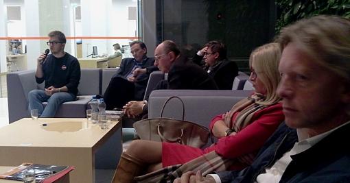 Druga część uczestników debaty o kulturze