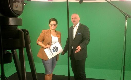 Greenbox w studio infoWire.pl
