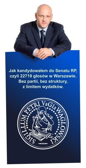 Piotr Waglowski Senat 2015