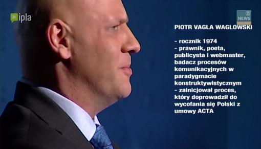 Polsat News 2 przedstawia mnie jako prawnika, poetę, badacza procesów komunikacyjnych w paradygmacie konstruktywicznym.
