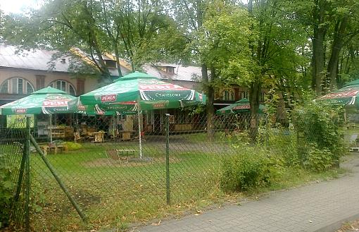 Karuzela - ogródek piwny