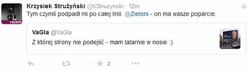 Komentarz Krzysztofa Strużyńskiego