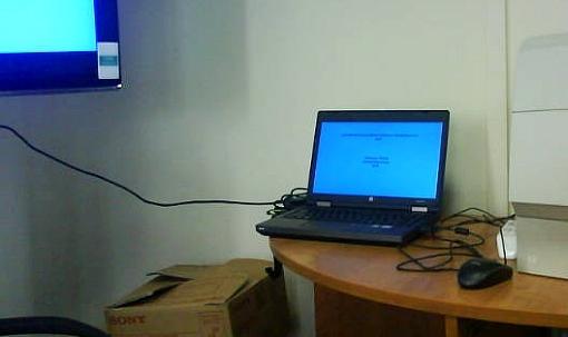 Komputer losujący czas antenowy
