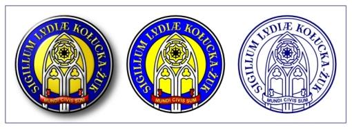 Sigillum Lydiae Kołucka-Żuk - pieczęć Lidii Kołuckiej-Żuk