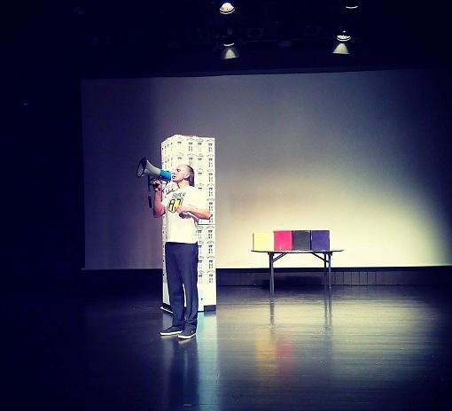 Tomasz Czeczko opowiada historie