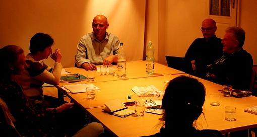 Spotkanie sztabu w dniu 18 września 2015