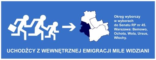 Uchodźcy z wewnętrznej emigracji mile widziani