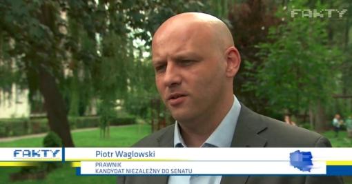 Piotr Waglowski w Faktach