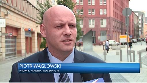 Piotr Waglowski w tv Republika