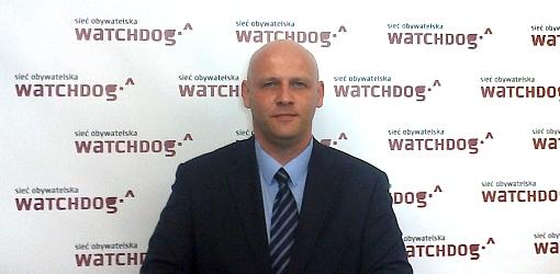 Piotr Waglowski - obowiązkowe zdjęcie na foto ściance