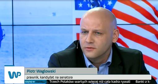 Piotr Waglowski w WP